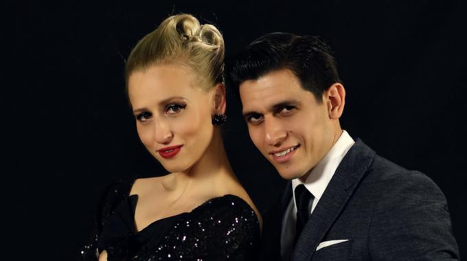 IVAN TERRAZAS & SARA GRDAN